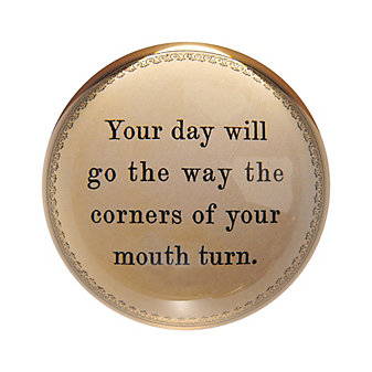 Sugarboo Designs Your Day Will Come Paperweight
