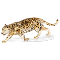 Swarovski_Jaguar_Crystal_Golden_Shine