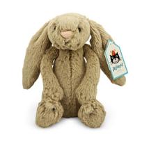 "Jellycat_Beige_Bashful_Bunny_Small,_7"""