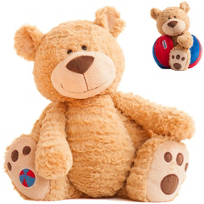 Buddy_Max_Honey_Teddy_Bear