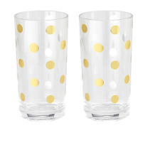 Kate_Spade_Raise_A_Glass_Gold_Dot_Highball_Glasses,_Set_of_2