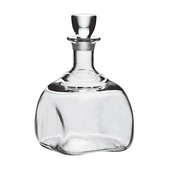 Simon Pearce Woodbury Decanter