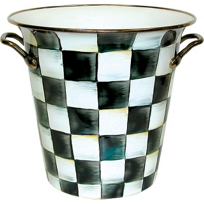 MacKenzie-Childs_Courtly_Check_Wine_Cooler
