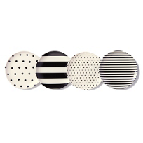 Kate_Spade_Raise_a_Glass_Melamine_Coasters,_Set_of_4