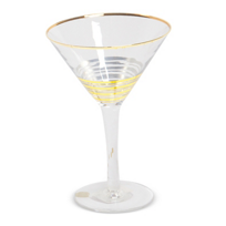 8_Oak_Lane_Martini,_Gold_Stripe