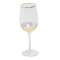 8_Oak_Lane_Wine_Glass,_Gold_Stripe