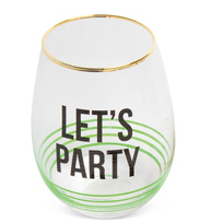 8_Oak_Lane_Let's_Party_Stemless_Wine_Glass