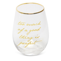8_Oak_Lane_Too_Much_Stemless_Wine_Glass