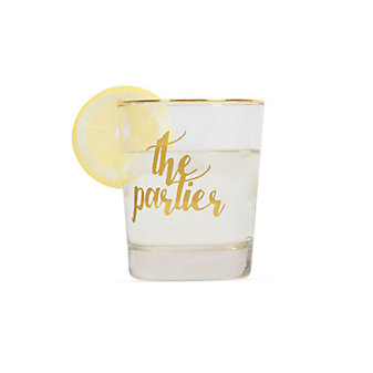 8 Oak Lane Glass Highball - The Partier