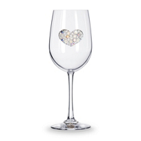The_Queens_Jewels_Multi_Stone_Heart_Stemmed_Jeweled_Wine_Glass