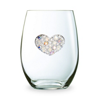 The_Queens_Jewels_Multi_Stone_Heart_Jeweled_Stemless_Wine_Glass
