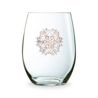 The_Queens_Jewels_Snowflake_Stemless_Jeweled_Wine_Glass