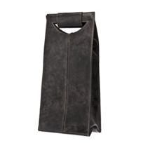ricci_leather_2_wine_holder_grey