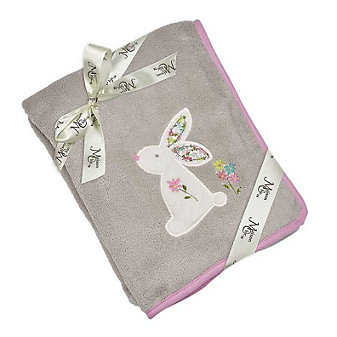 MAISON CHIC BETH THE BUNNY BLANKET
