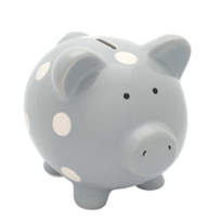 Elegant_Baby_Ceramic_Gray_Piggy_Bank_with_White_Dots