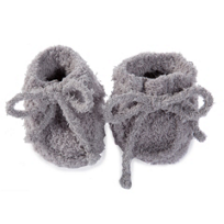 BAREFOOT_DREAMS_INFANT_BOOTIES_GREY_0-6_MONTHS