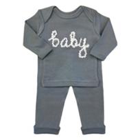 oh_baby!_two_piece_set_-_baby_in_yarn_-_cream/asphalt_-_3-6mos