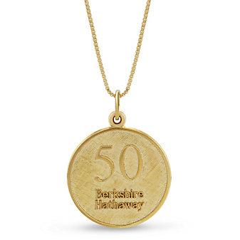 Berkshire Hathaway 50th Anniversary Pendant