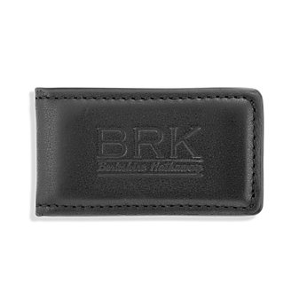 Tumi BRK Leather Money Clip