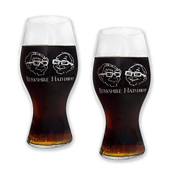 Riedel Warren & Charlie Coca Cola Glasses