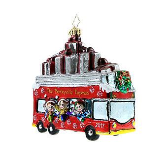"Christopher Radko ""Berkyville Express"" Ornament"