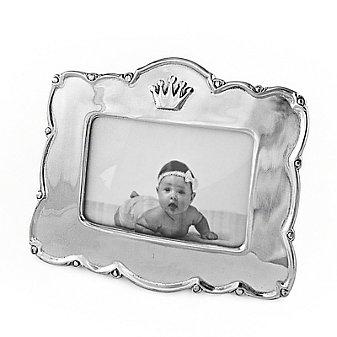 Beatriz Ball Baby Princess Crown Frame (4X6)