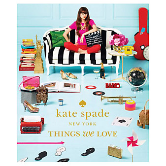 Kate Spade New York: Things We Love Book