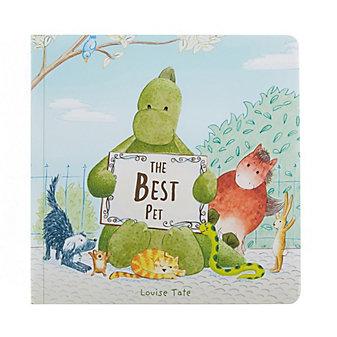 Jellycat The Best Pet Book