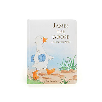 Jellycat James The Goose Book