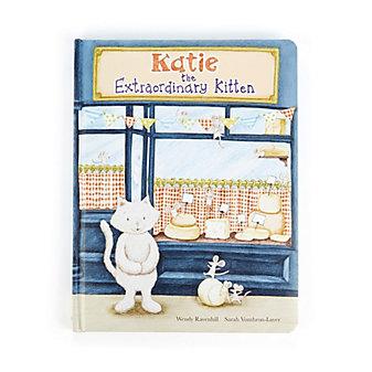 Jellycat Katie The Extraordinary Kitten Book