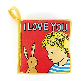 Jellycat I Love You Book