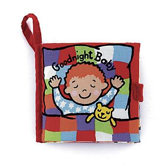 Jellycat Goodnight Baby Soft Book