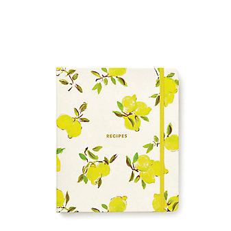 Kate Spade Lemon Recipe Book