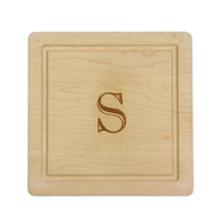 "Maple_Leaf_At_Home_12""_Square_""S""_Board_No_Handles"