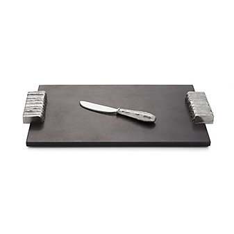 Michael Aram Josua Tree Cheese Board with Knife