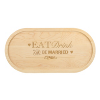 maple_leaf_at_home_eat_drink_&_be_married_oval_artisan_board