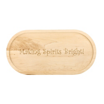 "Maple_Leaf_At_Home_""Making_Spirits_Bright""_Oval_Board"