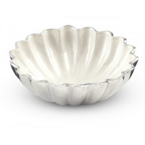 Julia_Knight_Snow_Peony_Round_Bowl,_6""