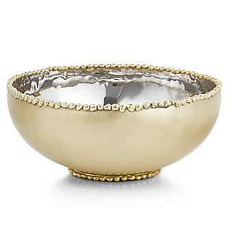 Michael Aram Gold Molten Medium Bowl