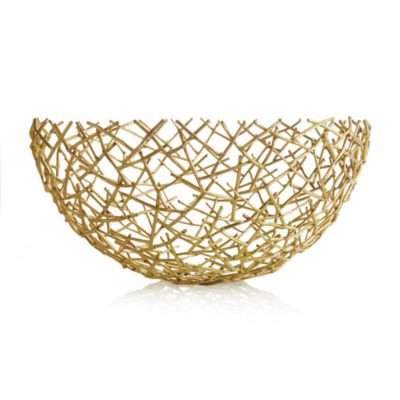 Michael Aram Thatch Large Bowl