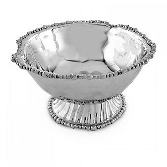 Beatriz Ball Pedestal Organic Pearl Ava Bowl