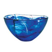 Kosta_Boda_Contrast_Blue_Bowl,_Medium