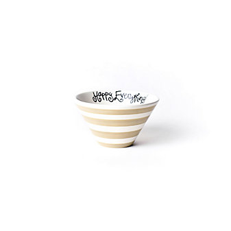 coton colors happy everything cobble stripe be happy mod small bowl