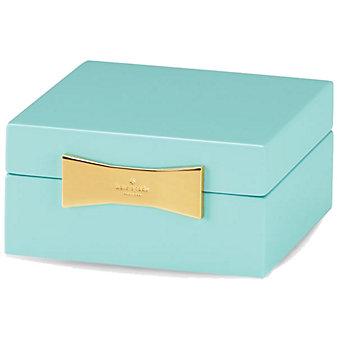 Kate Spade Garden Drive Turquoise Jewelry Box