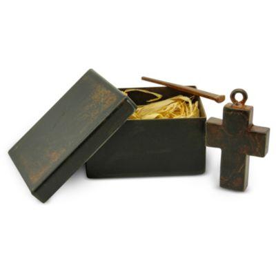 Jan Barboglio House Blessing Cross Box