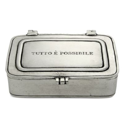 Match Pewter Tutto E Possible Small Box