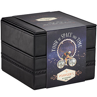 Ted Baker Black Brogue Accessory Box