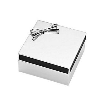 Kate Spade Vienna Lane Black Keepsake Box