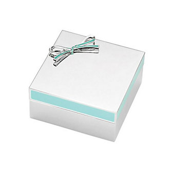 Kate Spade Vienna Lane Turquoise Keepsake Box