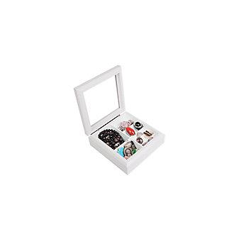 OYOBox White Jewelry Box